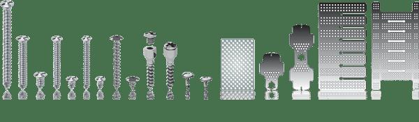 Citagenix Screw & Tack Kit